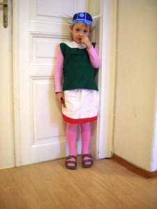 2008: Wickie-Kostüm
