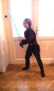 2013: Anakin Skywalker, 3. Episode, Kostüm