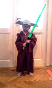 2013: Yoda Kostüm