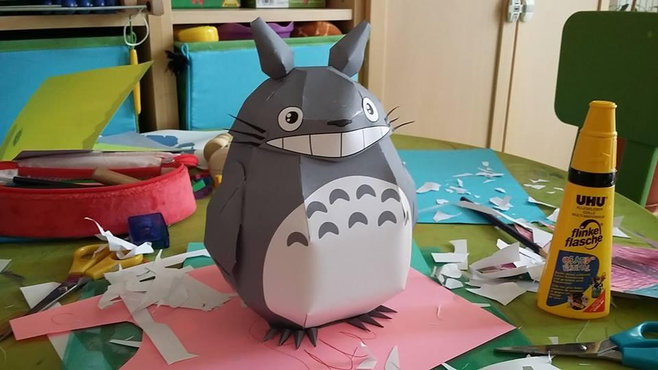 Totoro amigurumi crochet pattern | Amigurumi häkelanleitung ... | 540x960