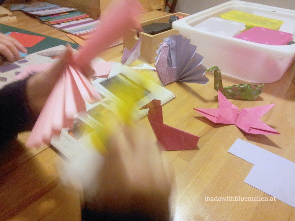 OrigamiPfauen3