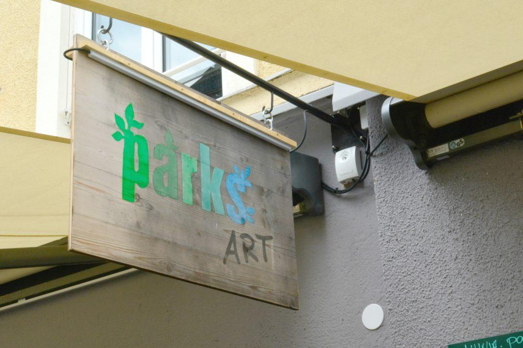 Parks_Schild